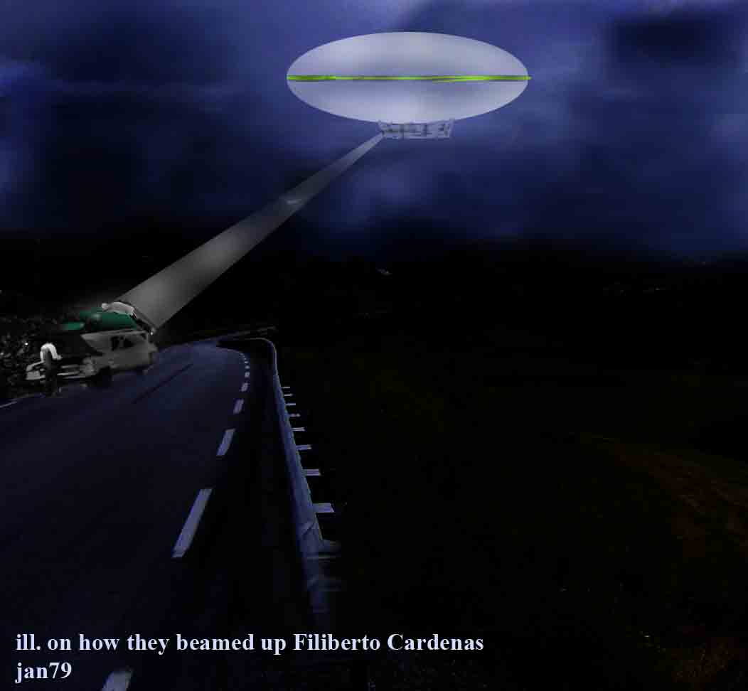 Cases of death during contact with a UFO